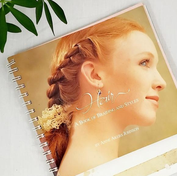 Klutz Accessories Hair A Book Of Braiding And Styles Klutz Press Poshmark